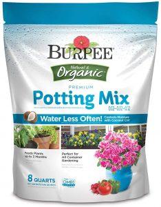 Burpee Organic Potting Soil