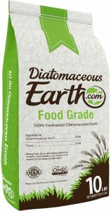 Diatomaceous Earth Natural Pesticide