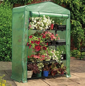 Gardman 4 tier Mini Greenhouse