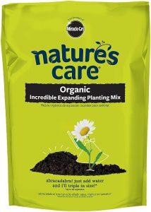 Nature's Care Organic Expanding Planting Soil