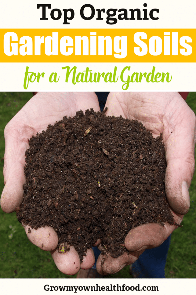 Natural Organic Soils