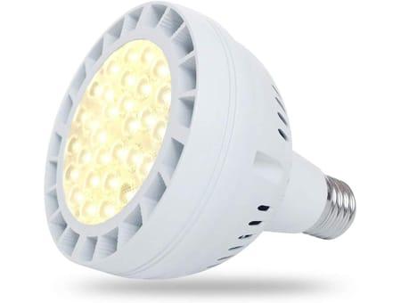 45W Daylight LED Grow Light Bulb