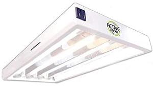 Active Grow T5 High Output LED Grow Light Fixture for Indoor Gardens