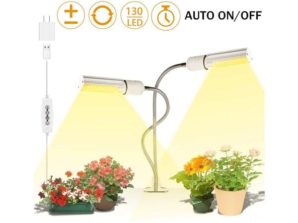 LED Grow Light for Indoor Plant,Elaine 60W 130 LED