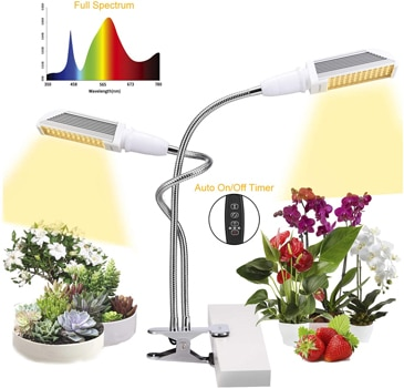 Plant Grow Light for Indoor Plants by Lonwon