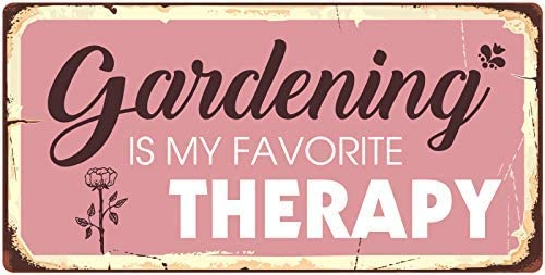 Gardening Therapy