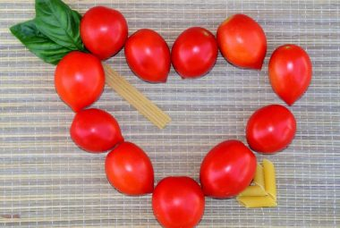 Big Heart Tomatoes