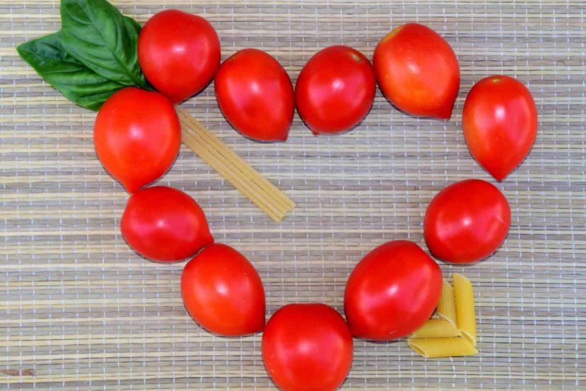 Big Heart Tomatoes