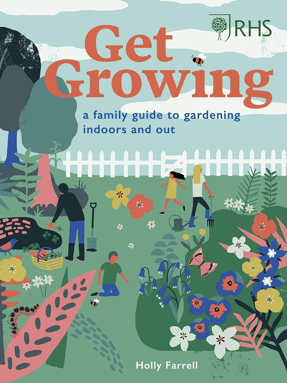 family guide to gardening