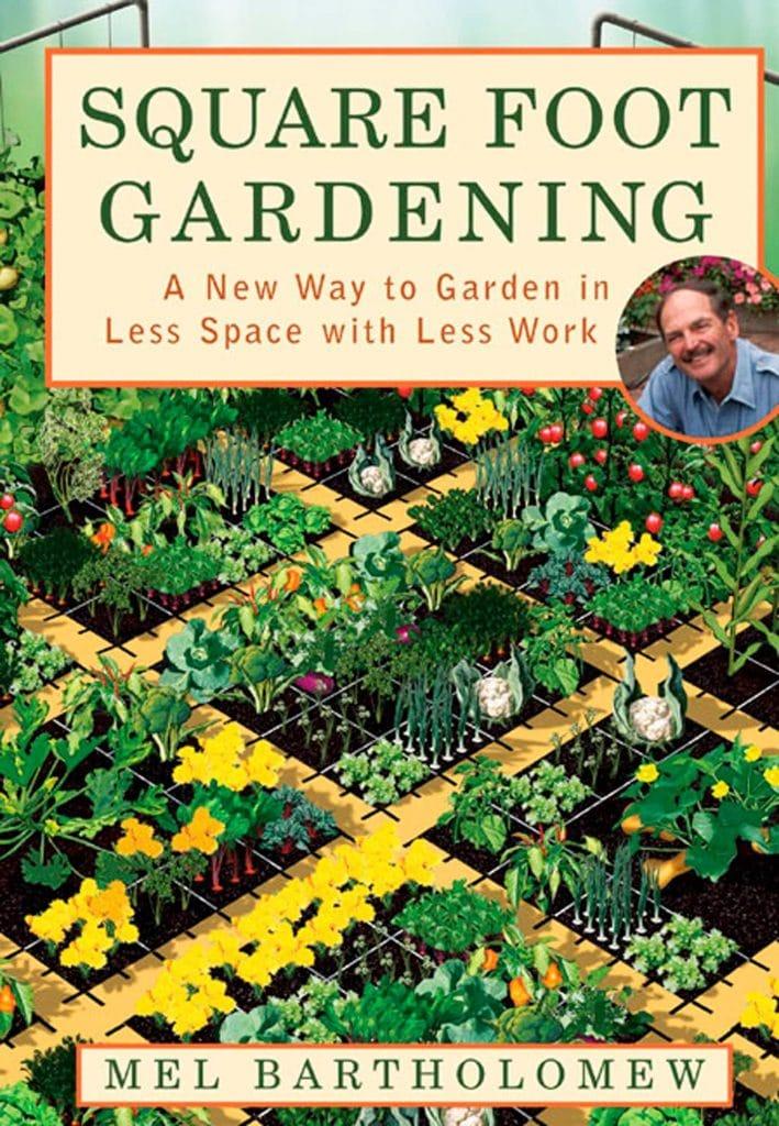 Mel Bartholomew - Square Foot Gardening Author