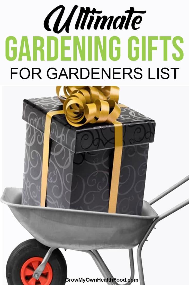 Gardening Gifts for Gardeners
