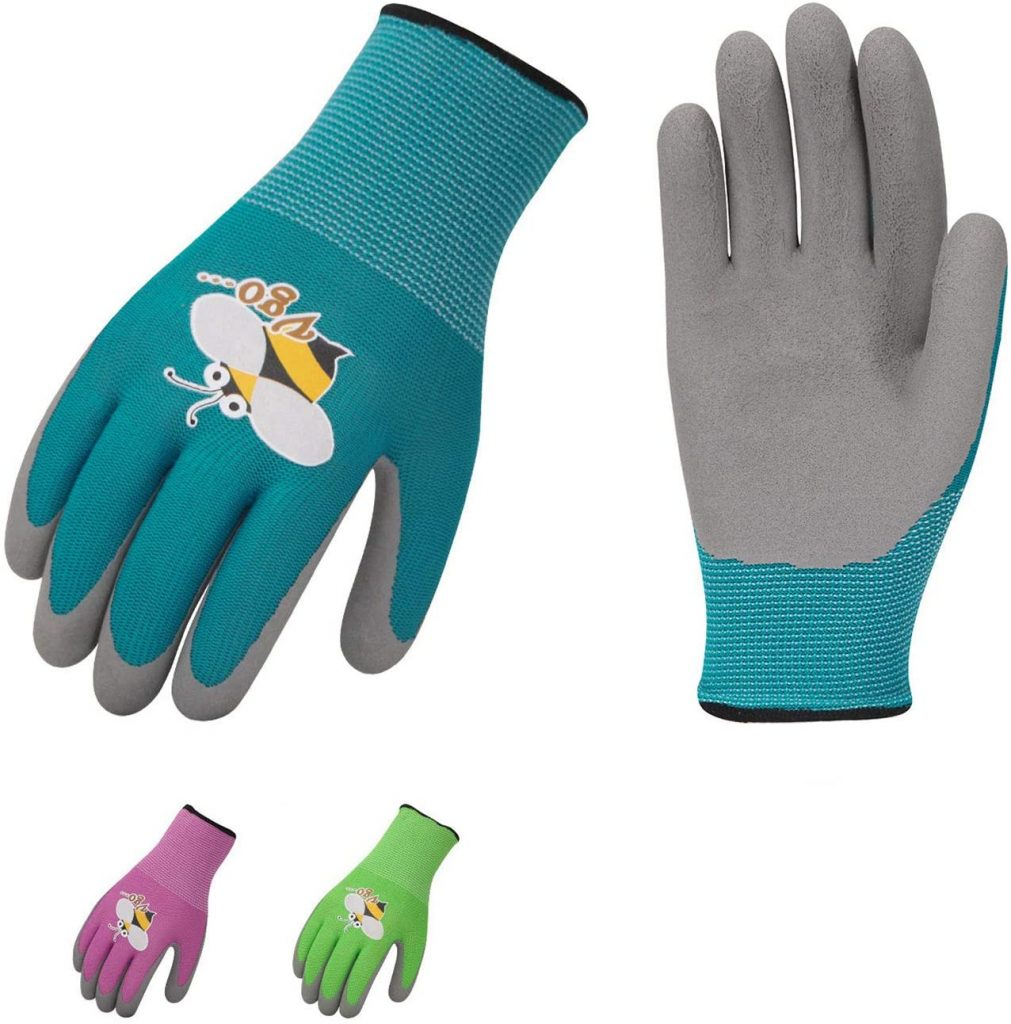 VGO Kids Gardening Gloves