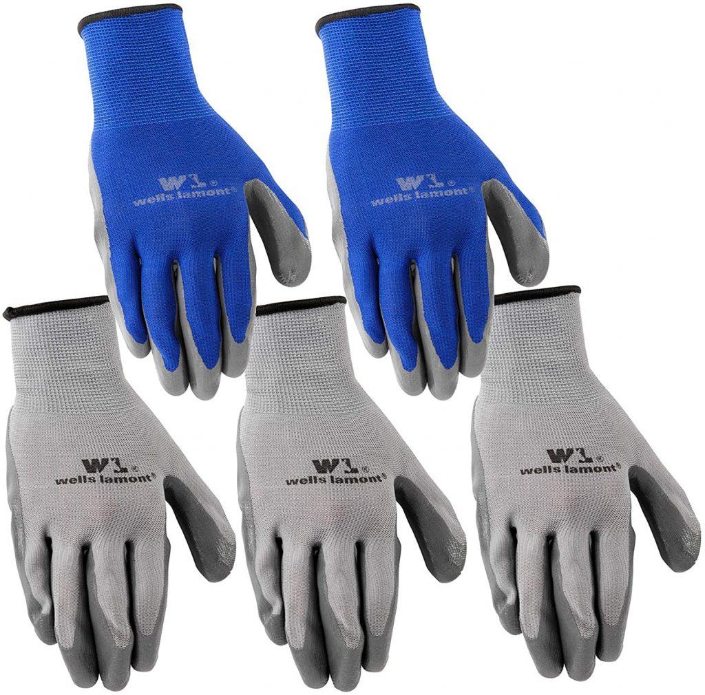 Wells Lamont Nitrile Work Gloves