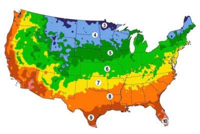 Gardening Zones
