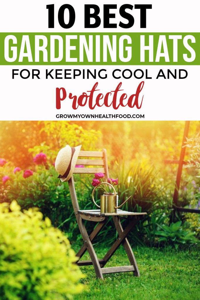 10 Best Gardening Hats for Keeping Cool and Protected