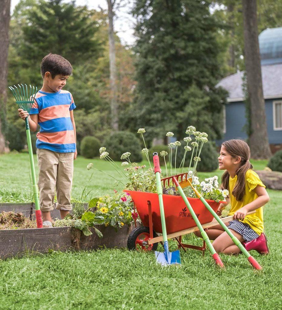 Grow With Me™ Garden Tool Set