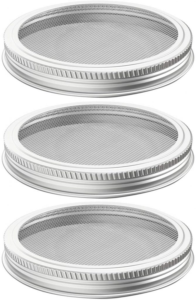 WANBAO 304 Stainless Steel Sprouting Lids