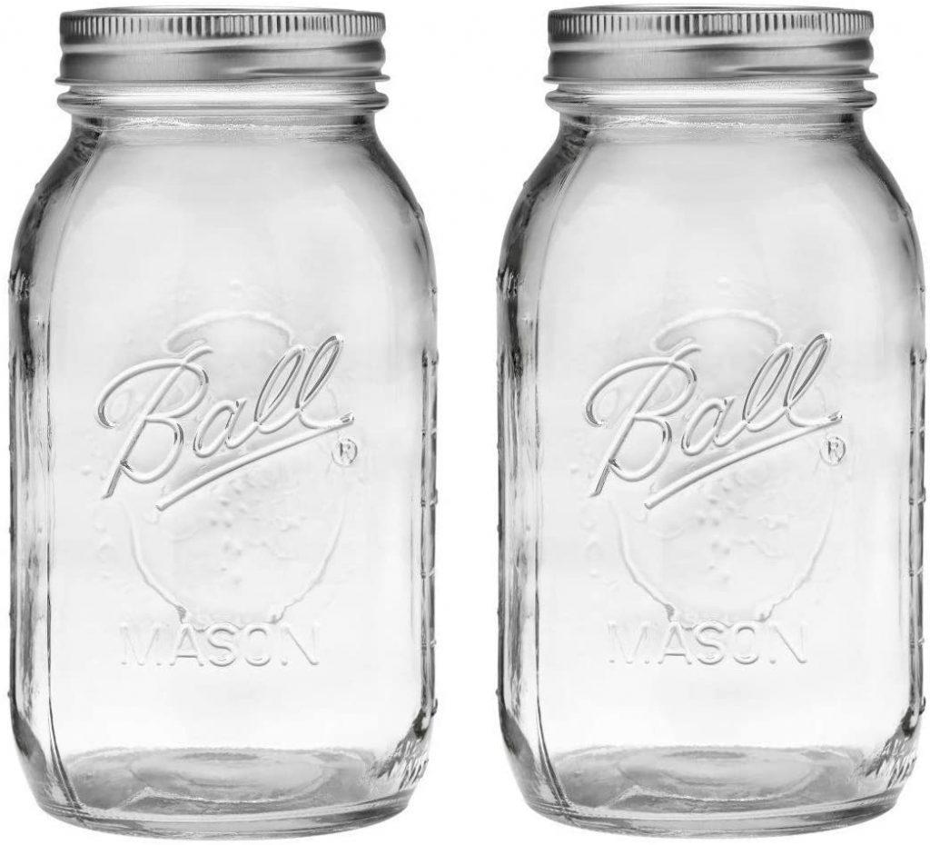 all Regular Mouth 32-Ounces Mason Jar