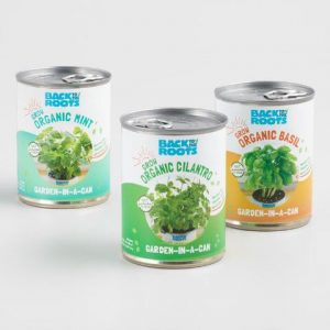 Back to the Roots Garden in a Can Herb Grow Kit