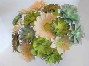 Seed Paper Flowers Bouquet
