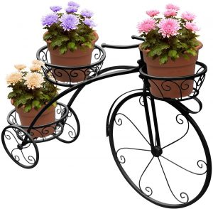 Sorbus Tricycle Plant Stand