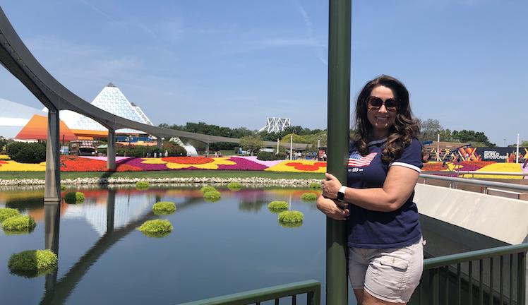 Disney Flower Garden