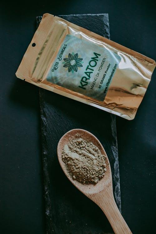 kratom powder pack