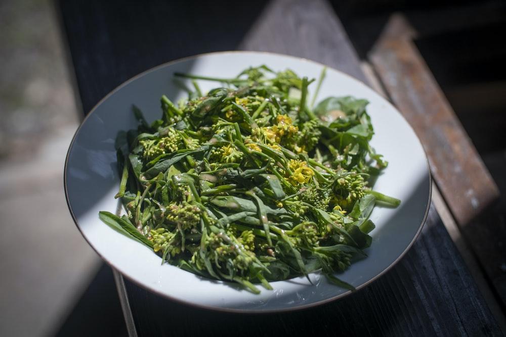 Mustard Microgreen Recipe